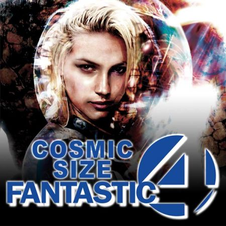 Fantastic Four Cosmic-Size (2008)