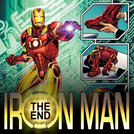 IRON MAN: THE END 1 (2008 - 2010)