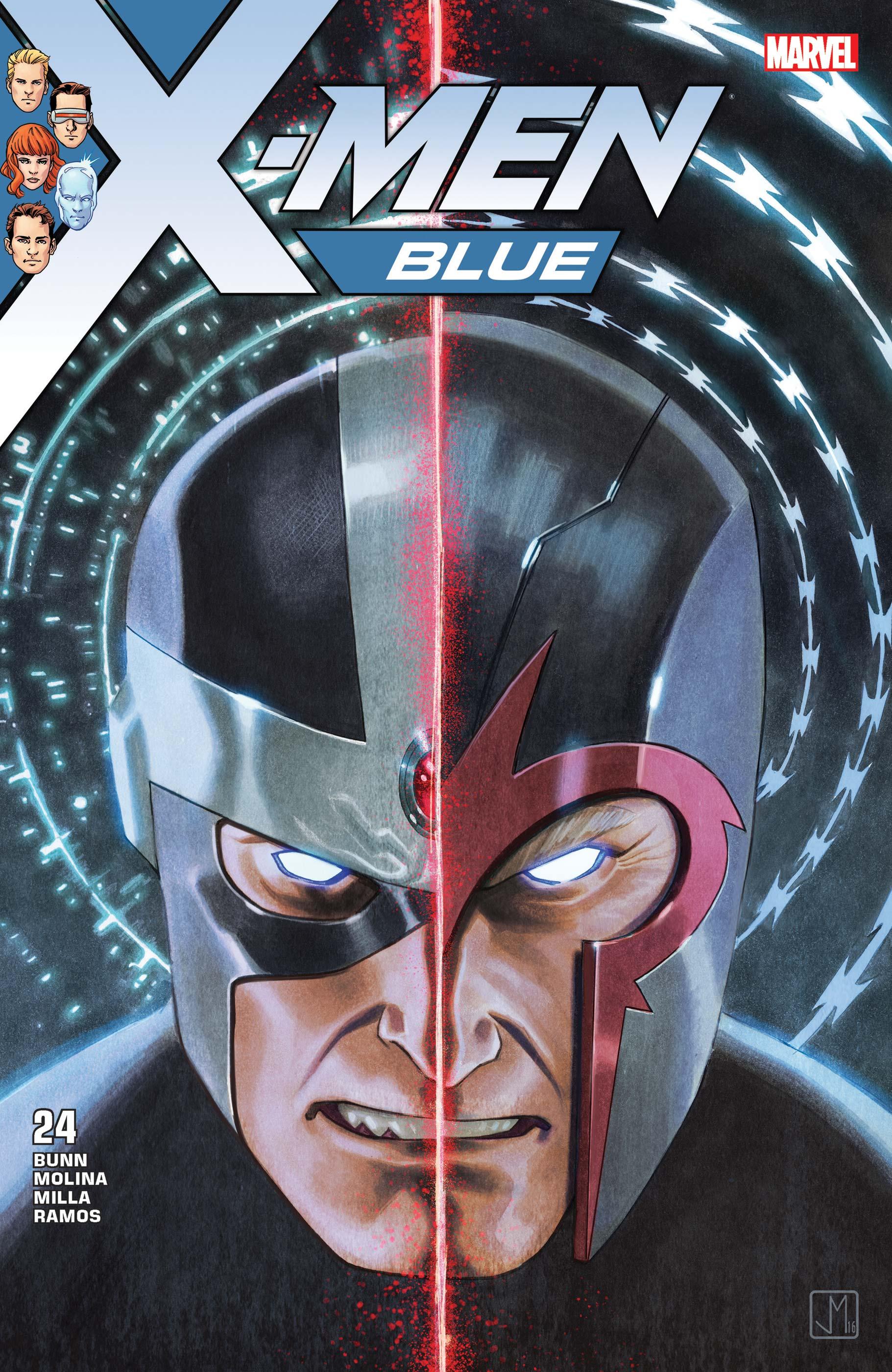 X-Men: Blue (2017) #24