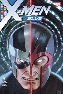 X-Men: Blue #24