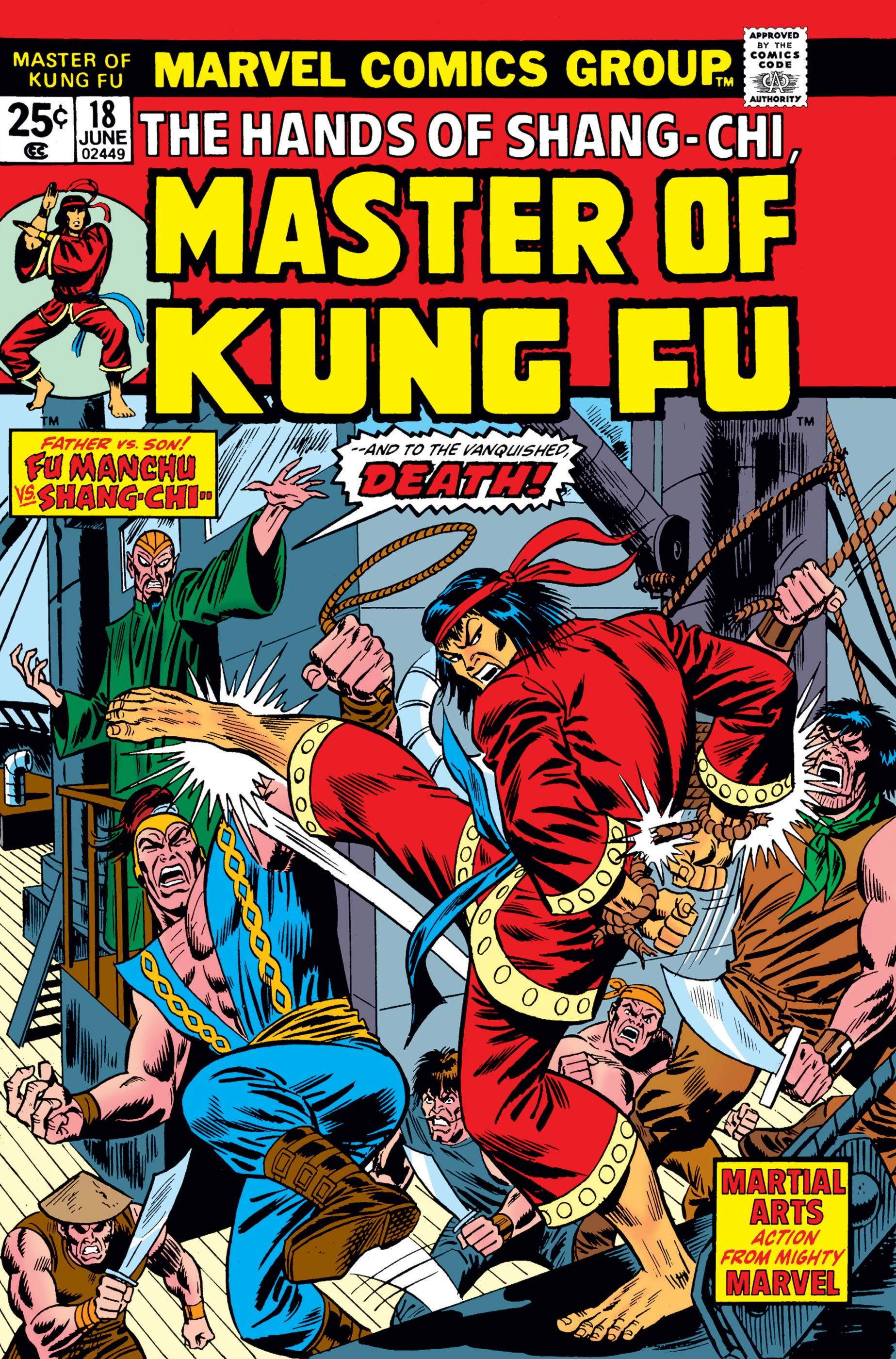 Master of Kung Fu (1974) #18