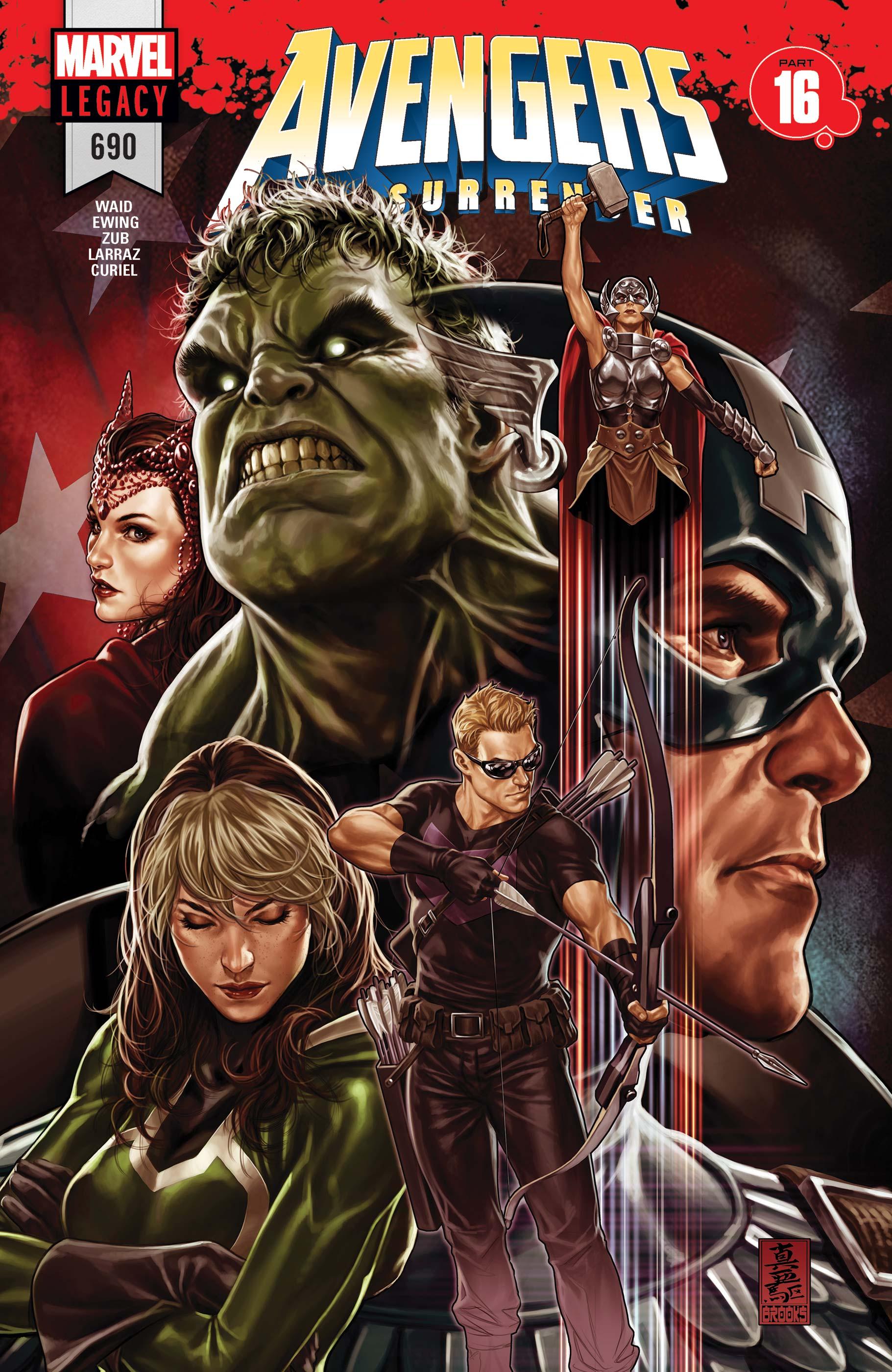 Avengers (2016) #690