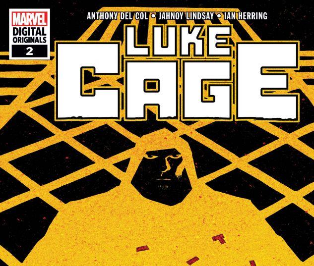 Luke Cage: Mdo Digital Comic (2018) #2