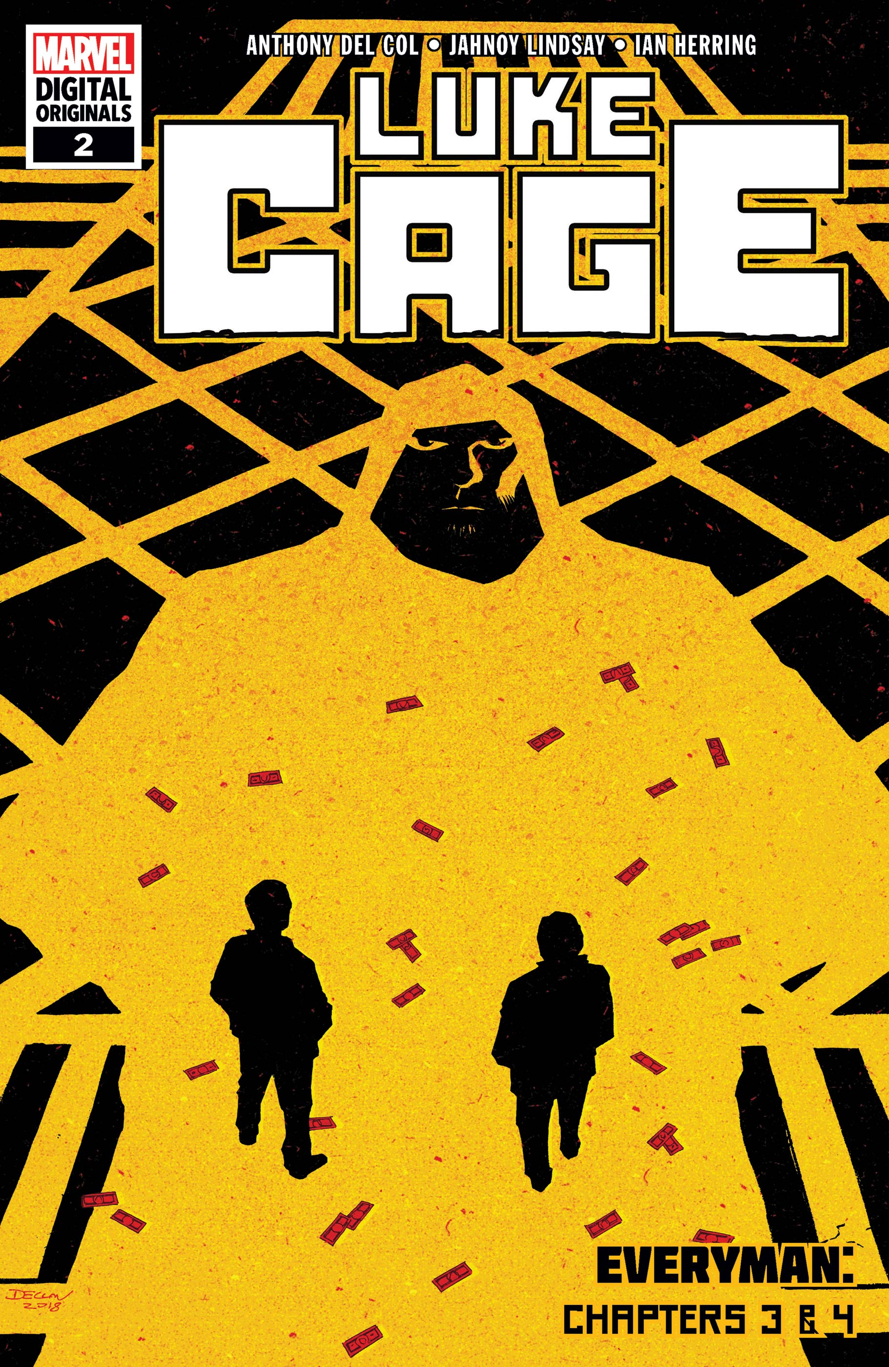 Luke Cage - Marvel Digital Original (2018) #2