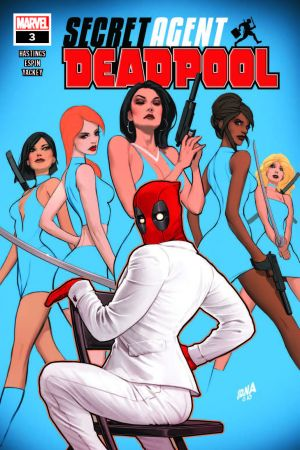 Deadpool: Secret Agent Deadpool #3