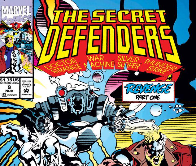 Secret Defenders #9
