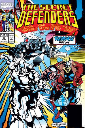 Secret Defenders (1993) #9