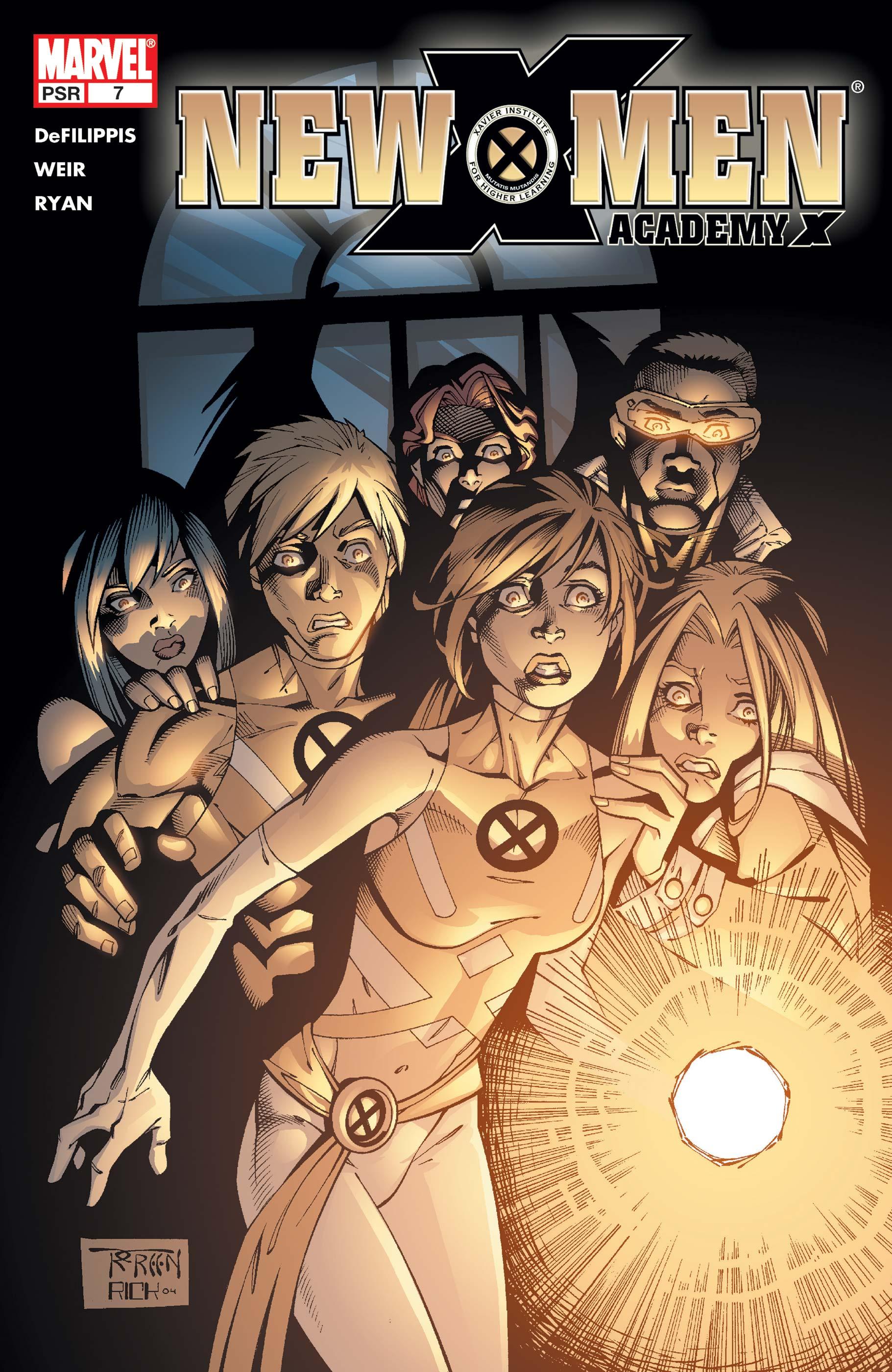 New X-Men (2004) #7