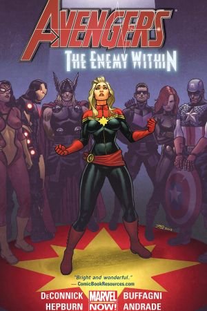 Avengers: The Enemy Within (Trade Paperback)