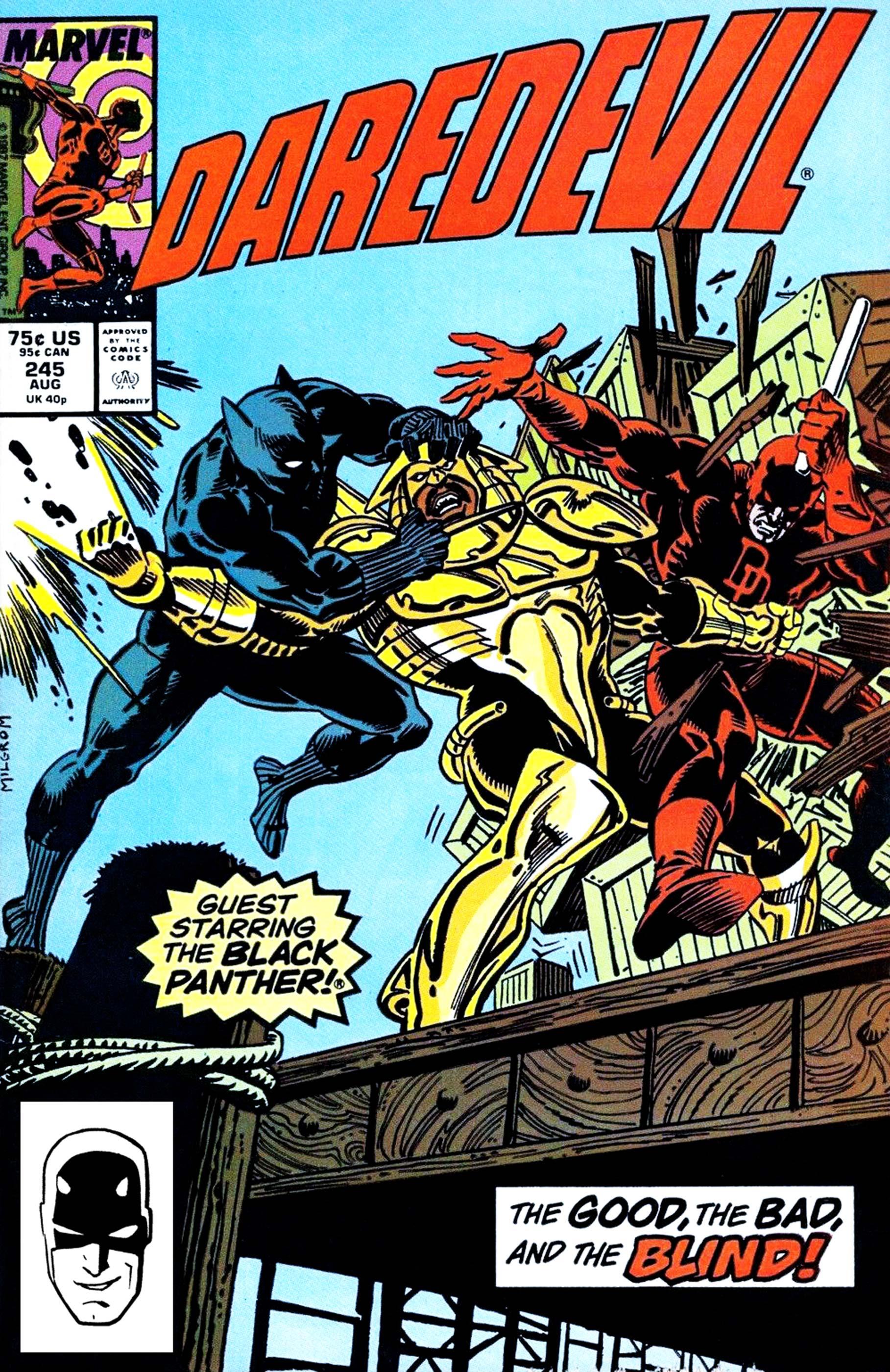 Daredevil (1964) #245