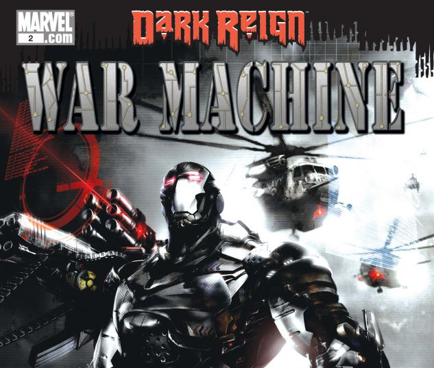 WAR MACHINE (2008) #2
