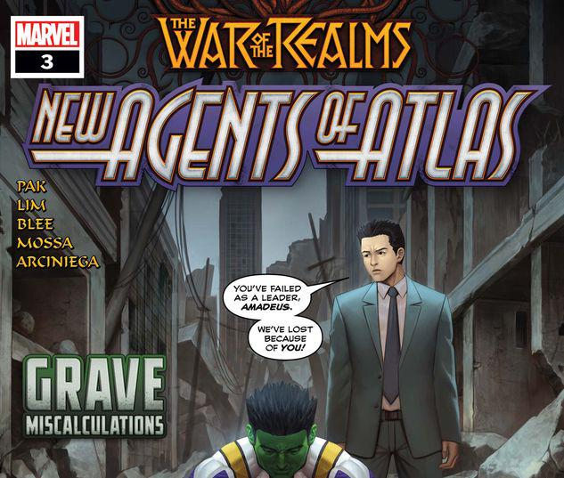War of the Realms: New Agents of Atlas #3