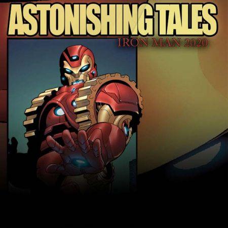 Astonishing Tales: Iron Man 2020 Digital Comic (2009)