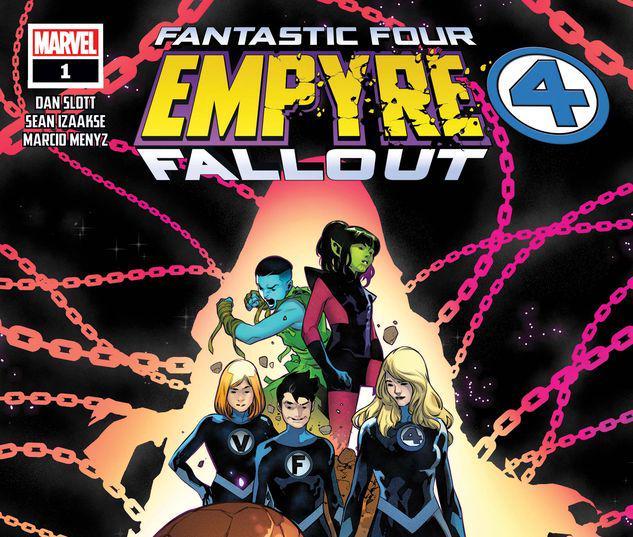 Empyre: Fallout Fantastic Four  #1