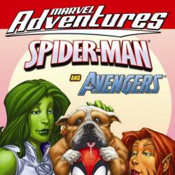 Marvel Adventures Spider-Man and the Avengers (Digest)