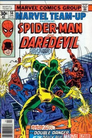 Marvel Team-Up (1972) #56