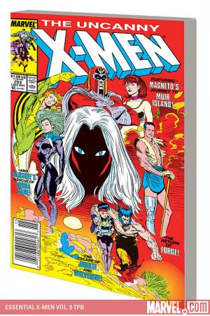 Essential X-Men Vol. 9 (2009 - Present)