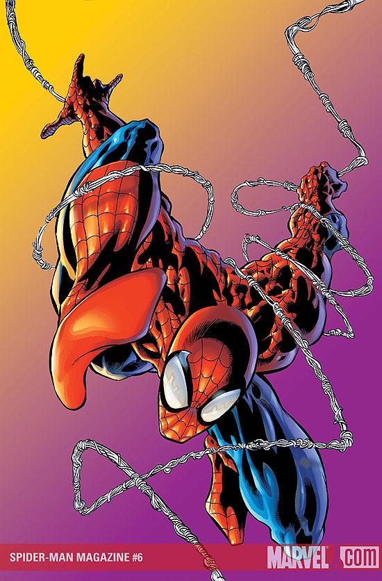 Spider-Man Magazine (2008) #6
