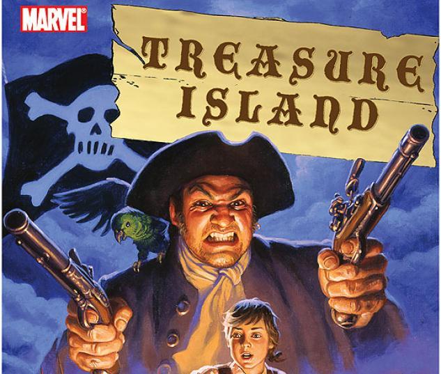 TREASURE ISLAND #0