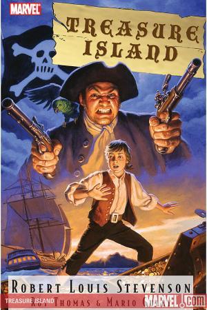 Treasure Island (Graphic Novel)