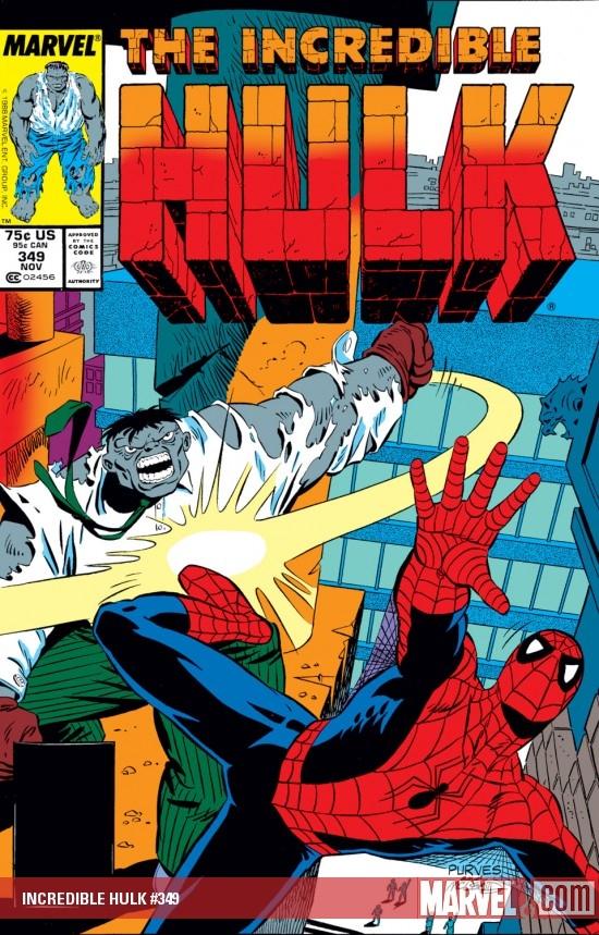 Incredible Hulk (1962) #349