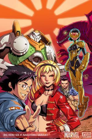 Big Hero 6 (2008 - 2009)