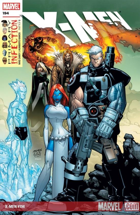 X-Men (2004) #194