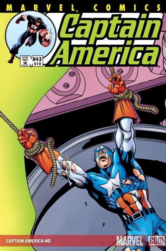 Captain America (1998) #43