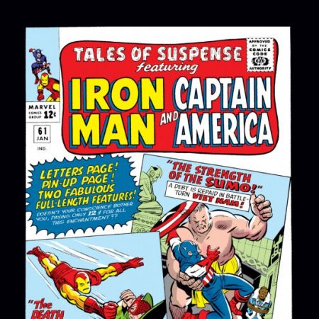 TALES OF SUSPENSE #61