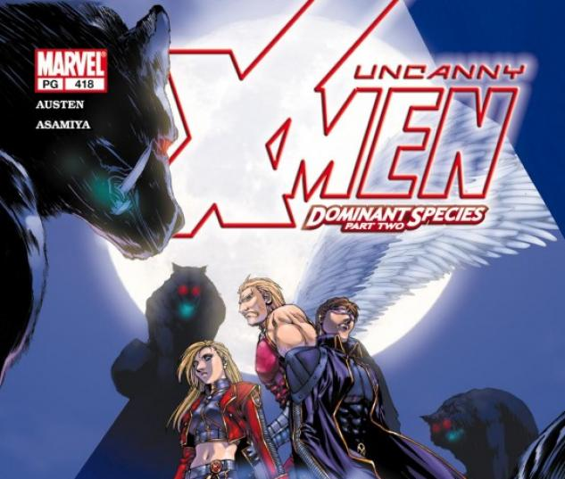 Uncanny X-Men (1963) #418
