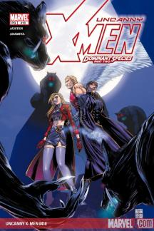 Uncanny X-Men #418