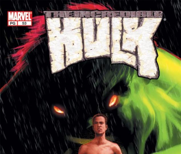 Incredible Hulk (1999) #53
