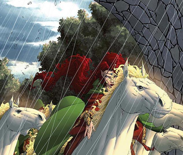 MAGICIAN APPRENTICE (2008) #6 COVER