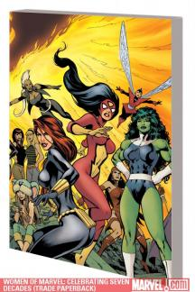 Women of Marvel: Celebrating Seven Decades (Trade Paperback)