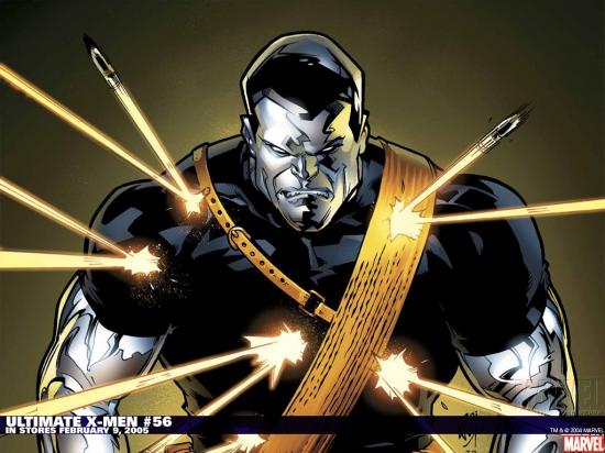 Ultimate X-Men (2000) #56 Wallpaper