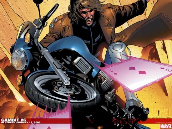 Gambit (2004) #6 Wallpaper