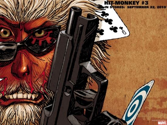 Hit-Monkey (2010) #3 Wallpaper