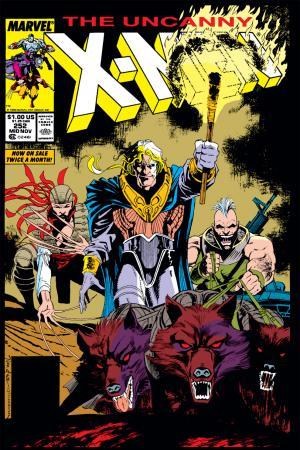 Uncanny X-Men (1963) #252
