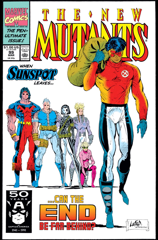 New Mutants (1983) #99