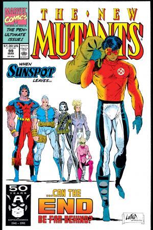New Mutants #99