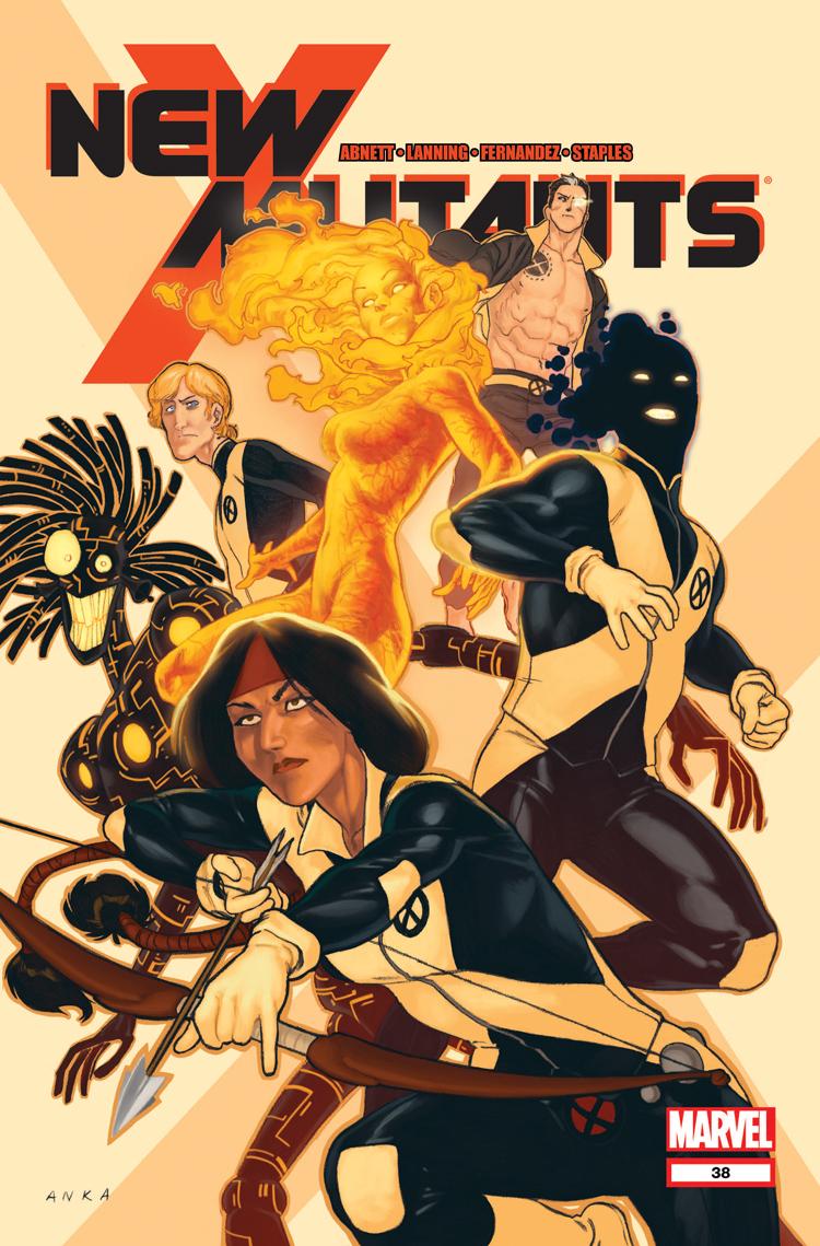 New Mutants (2009) #38