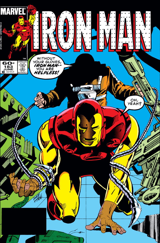 Iron Man (1968) #183