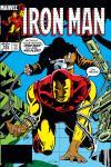 Iron Man (1968) #183 Cover