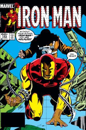 Iron Man #183