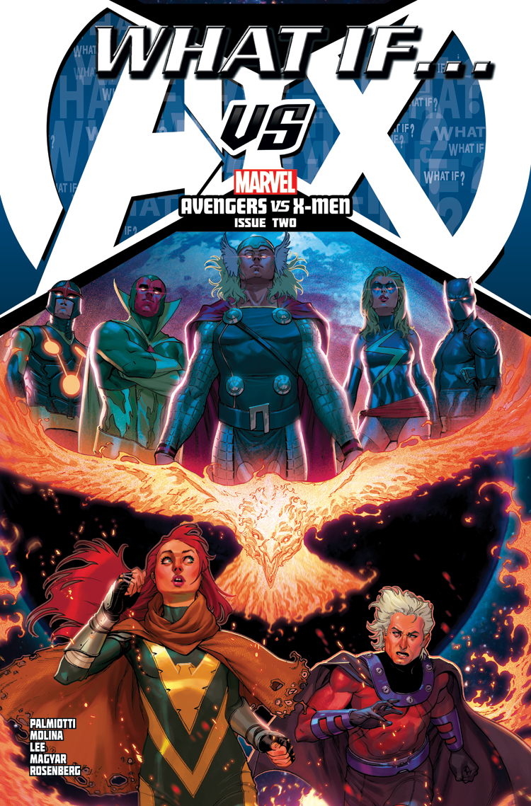 What If? Avengers Vs. X-Men (2013) #2