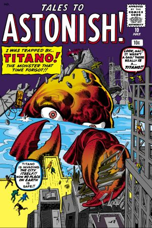 Tales to Astonish (1959) #10