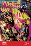 NEW WARRIORS 7 (ANMN, WITH DIGITAL CODE)