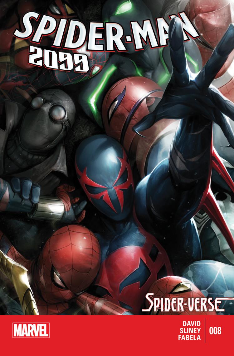Spider-Man 2099 (2014) #8