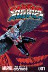 All-New Captain America: Fear Him Infinite Comic #1