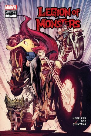 Legion of Monsters #2